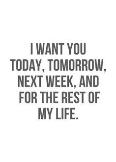 Als je de ware voor mij bent.