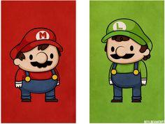 50 Incredible Super Mario Bros Artworks | inspirationfeed.com