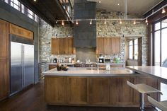 Whether your kitchen is a fixer-upper from decades ago or your laminate countertop and linoleum floor have seen better days, it may be time to modernize your kitchen.