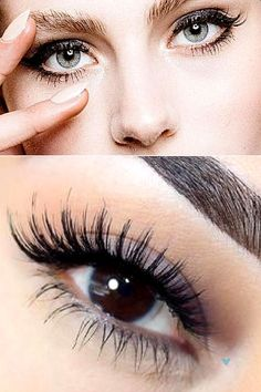 How to Pick the Best False Eyelashes for Different Eye Shapes All eyes can benefit from false eyelashes, be it with a cat eye or a more dramatic yet wispy vibe. Eyelash Extensions Aftercare, Eyelash Extensions Styles, Eyeliner, Mascara, Makeup Tips, Eye Makeup, Beauty Makeup, Best False Eyelashes, Artificial Eyelashes