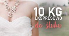 Jak szybko schudnąć przed ślubem - 10kg w ekspresowym tempie! One Shoulder Wedding Dress, Healthy Living, Food And Drink, Health Fitness, Hair Beauty, Wedding Dresses, Women, Medicine, Crafts