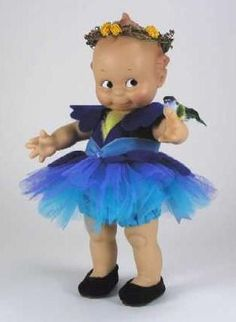 Charisma Brands - The Kewpie Doll Collection - Bluebird of Happiness