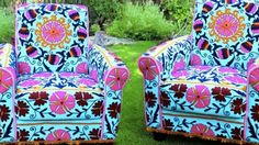 He Shows Us A Quick And Easy Way To Reupholster An Old Chair Into Something Amazing! | DIY Joy Projects and Crafts Ideas