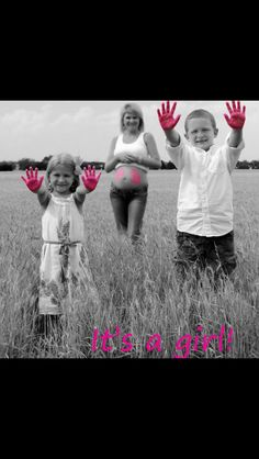Gender reveal OMG @Christina Childress Childress Childress walk you need to do this with your boys:)