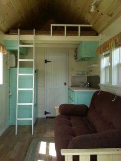 tiny house on wheels « Tiny House Forum