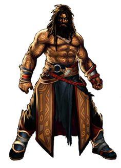 Crixus  Bárbaro, Chattur'gah