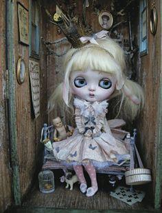 Julien Martinez's Dark Dolls