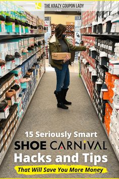 If you're on the hunt for cheap shoes for kids or even yourself, Shoe Carnival might be the best kept secret for saving money on shoes. Shoes & boots are affordable there to begin with, plus you can use Shoe Carnival coupons. Shoe Carnival even beat out Kohl's on price in several instances, which is pretty substantial, since our team of deal hunters frequently finds great Kohl's shoe deals! The Krazy Coupon Lady has done the research for you with these Shoe Carnival hacks and money saving…