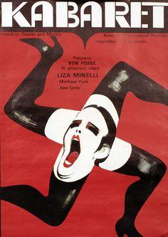 Kabaret (later print) by Gorka, Wiktor | Shop original vintage #posters online: www.internationalposter.com