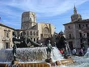 Valencia - église du St Graal