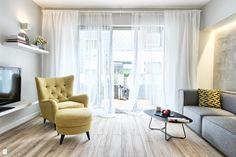 Salon styl Skandynawski - zdjęcie od Partner Design - Salon - Styl Skandynawski…