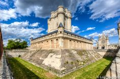 Le château de Vincennes - ©Loic Lagarde (Flickr) - Dartagnans