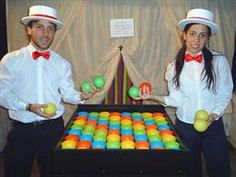 DIY carnival game ideas...theme day?!