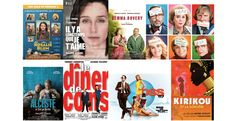 Here is my list of easy to understand French movies. These French movies are not the most popular French movies, nor the classics. I specifically wanted to put together a list of easy to understand French movies - please go the the Disqus section and suggest more!