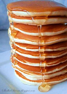 Oryginalne Amerykańskie Pancakes'y - Przepis - Słodka Strona Easy Smoothie Recipes, Easy Smoothies, Snack Recipes, Coconut Milk Smoothie, Mini Cheesecake Recipes, Pumpkin Spice Cupcakes, Mini Cheesecakes, Coconut Recipes, Food Cakes
