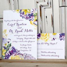 lilac-and-yellow-garden-wedding-invitation