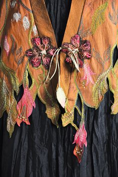 Bronze Frond Jacket Lee Anderson