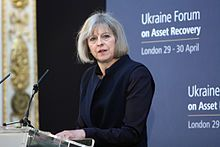 Theresa May - Wikipedia
