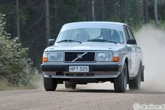Volvo 240 - Lahti Historic Rally 2014
