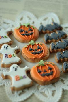Autumn | Fall | baking | cooking | recipes | cookies | seasonal | pumpkin | halloween | childrens baking