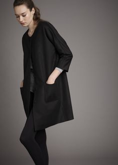 Relaxed Coat