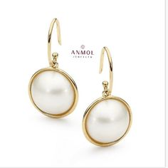 The Royal pearl hoop Earring .  🛒GO shop this product from here💍 👇  http://anmoljeweller.com/product.php?pid=318  FOR MORE STUFF💎, SHOP DOWN here           Anmoljeweller.com      👈  #anmol_ jeweller #gold #diamonds #signity #bridetobe #blingbling #jewel #jewelry #latest #design #fashion #jewelryblogger #jotd #lavish #stylish #royal #cute #art #beautiful #engagementrings #ladiesjewelry #designerring #jewelrydesign #fashionjewelry #ringband #exclusive #finejewelry #whitegold #jewelrygram…