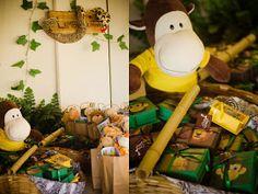 TUDO PRA SUA FESTA: Festa Infantil - Tema Baby Safari