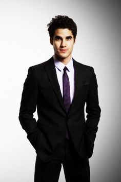 The oh so dreamy, and might I add insanely talented, Darren Criss. I love him so.