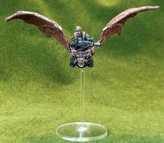 Bat Face - Interloper Miniatures