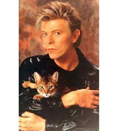 I was raised on David Bowie's music.  Great memories of dancing with my mum as a child still haunt me - those were the days....