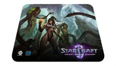 Steel Series QcK Starcraft 2 LTD ED MOUSEPAD
