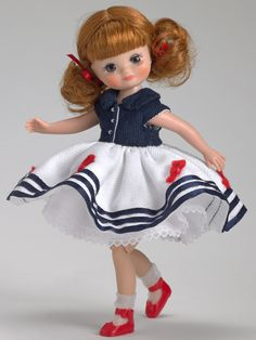 2007 - One Fish, Two Fish   Tonner Doll Company