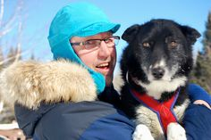 """As a dog-mushing enthusiast, I have already begun to see changes in the Minnesota winters I enjoy with my dogs, & more dramatic changes are predicted for coming years. Every human on the planet has places that are important to them, & though the type, magnitude & severity of the projected impacts differ, climate change is an issue that affects us all. I educate & empower young people to address the challenges of climate change."" – Craig Johnson, Teacher, Apple Valley, MN #ActOnClimate #COP2..."