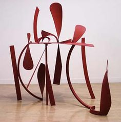 Anthony Caro Sculptures