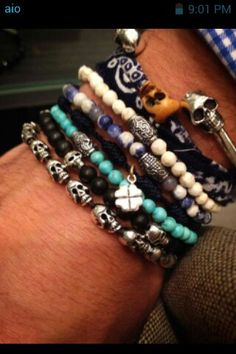 DON ⋈ PABLO: Guía de Estilo para Caballeros | #donpabloec | bracelets