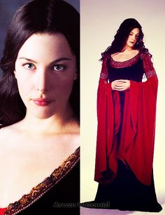"Words cannot describe how much I love this dress. Favorite movie - ""The Lord of the Rings"" trilogy"