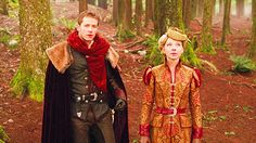 Her red and gold dress with belt is amazing,  The Costumes of Once Upon a Time