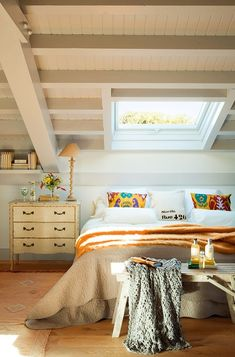 Beautiful Decorative attic Windows