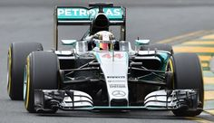 ... des essais de du Grand Prix d'Australie à Melbourne, le 14 mars 2015