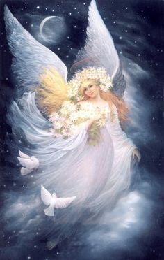 Отраженье ясных звезд в темной воде...(БГ) - Волшебные сказки Надежды Стрелкиной (by Nadia Strelkina)