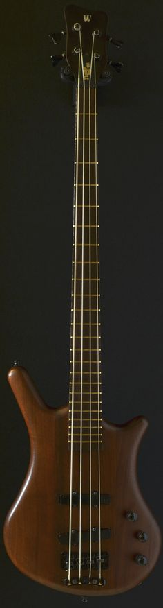 Warwick Thumb BO 4 string bass (2002) perhaps in a different stain though