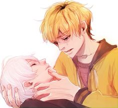 W H Y ? This so accurately describes their friendship, Hide truly cares for Kaneki and asdfghjkl; I can't.