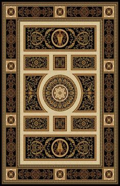 You'll love the Gillett Black Area Rug at Wayfair - Great Deals on all Rugs products with Free Shipping on most stuff, even the big stuff.