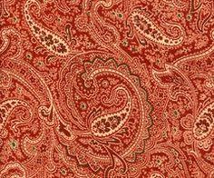 Love Paisley prints!