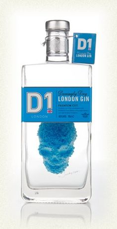 D1 London Gin                                                                                                                                                     Mais