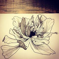 Massive Wild Flower! Dispo pour être tatoué! Pour réserver >> futurballistik@hotmail.com #wildstyle #wildstyleflower #flowerstattoo #fleur #tatouagedefleur #tatoueur #tattooer #tattooer #tattooartist #tattooart #tattoodesign #artistetatoueur #inkedbyguet #design #dotwork #dotworker #dotworktattoo #designtattoo #guet #graphism #graphictattoo #blackwork #blacktattoo #blackworker #blacktattooart #empreintetattooexclusive #empreintetattooshop #empreintebodyart #tattrx #sorrymummytattoo #tttism