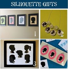 silhouette projects diy home decor by Rose1955