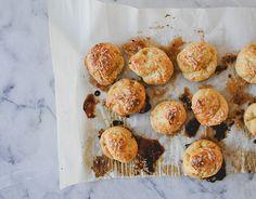 Homemade chouquettes by LaurenConrad.com