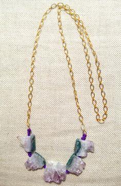 One of a kind pieces of jewelry from www.nicolabathie.com