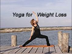 ▶ Weight Loss & Fat Burning Yoga Workout - 26 minute class - YouTube